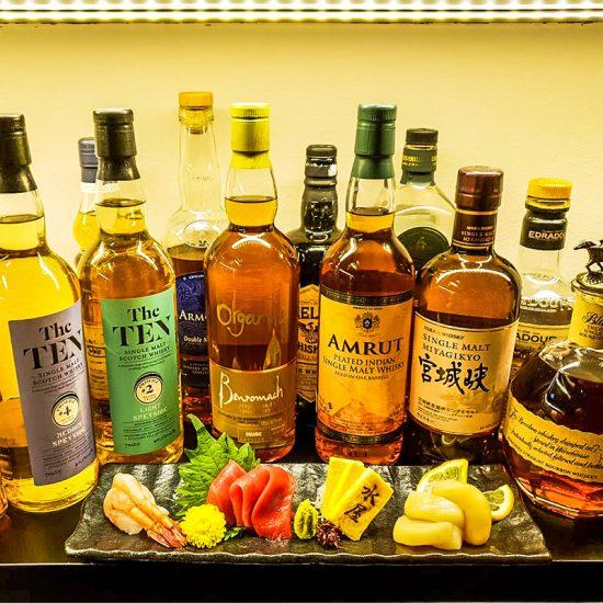 Whisky Variety